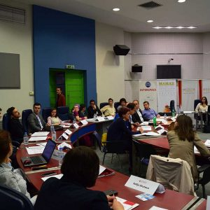 Restart representatives attend Project LEADER in Skopje