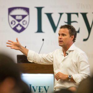 Meet Ivey Business School Instructors