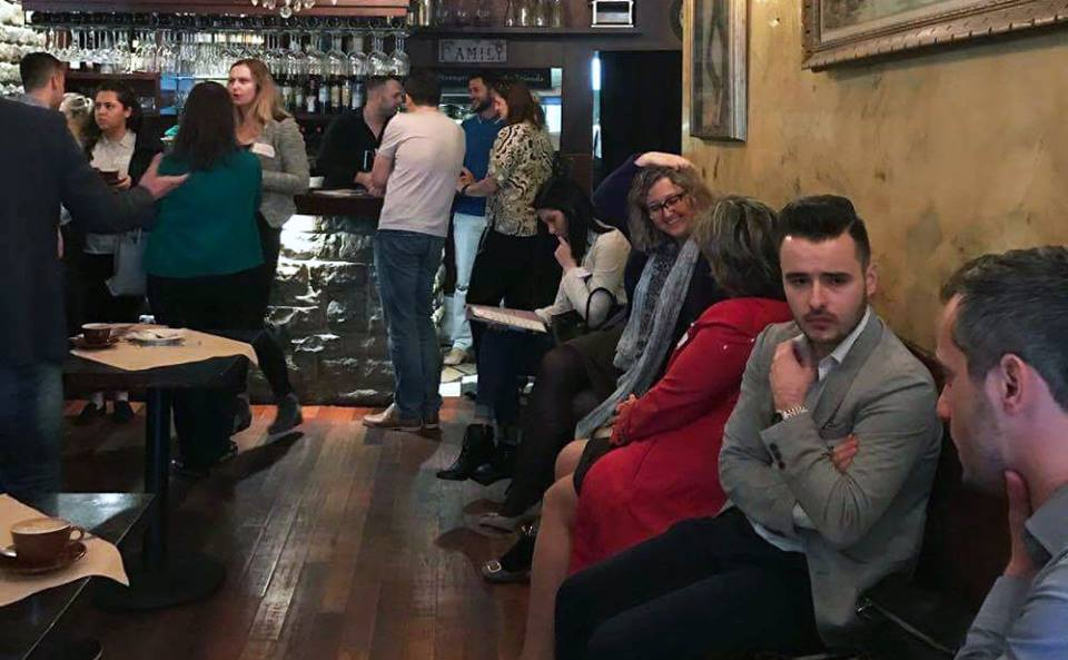 Restart's first Networking Event in Canada