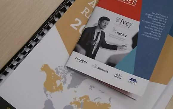Apply for an MBA-style entrepreneurial program in Sarajevo