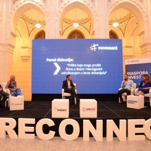Reconnect 2019 – Sarajevo, August 15, 2019