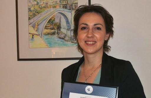 Aida Droce – Molecular biologist
