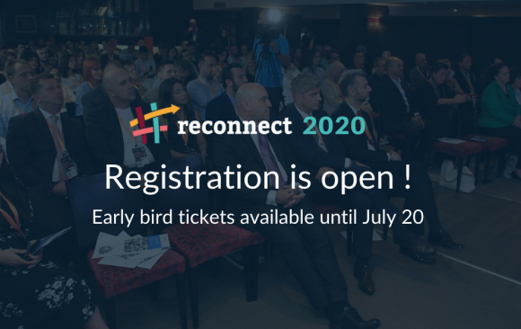 Reconnect 2020 registration is open!
