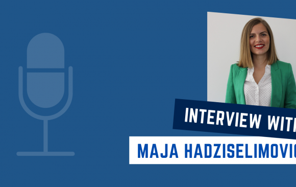 Maja Hadziselimovic among 25 life stories of successful women engineers in Germany