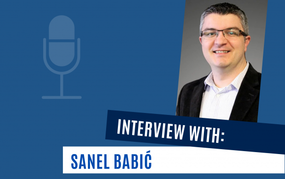 Sanel Babic, Bosnian that sends robots to the moon